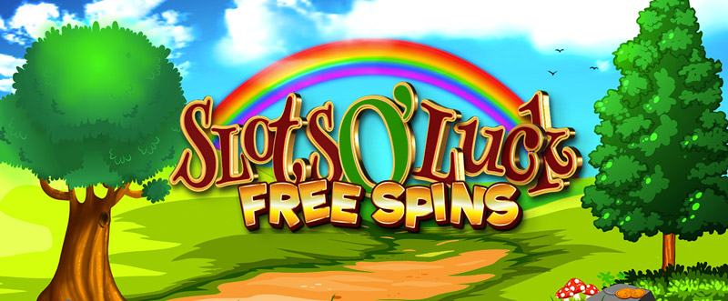 Slots O Luck Free Spins